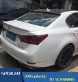 Спойлер на крышу для Lexus GS250  углеродное волокно  праймер для заднего крыла автомобиля  цветной задний спойлер для Lexus GS300 GS350 GS450  2013