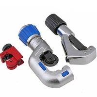 Durable 3-16mm cortatubos tijeras aluminio hierro metal tubo rebanada cortador corte cuchillo plomería mano herramientas