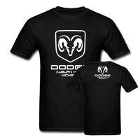 Dodge Ram Truck Volledige Icoon t-shirt Mannen twee kanten casual gift tee VS Size S-3XL