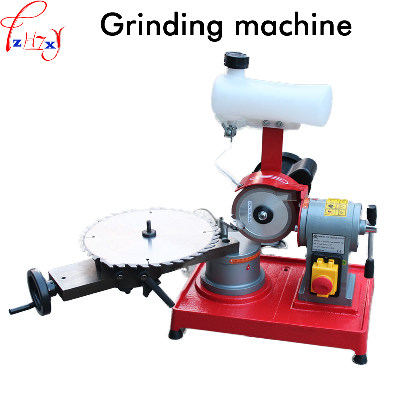 Woodworking alloy saw blade grinding machine small saw gear grinding machine gear grinder machine 220V 370W 1PC стоимость