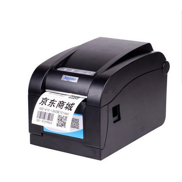 Free shipping original Direct Thermal Line 3~5Inch/Sec USB port Barcode Label Printer thermal barcode printer bar code printer defender dacota ms 155 nano