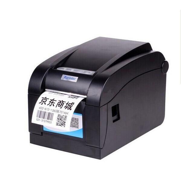High quality original Direct Thermal Line 3~5Inch/Sec USB port Barcode Label Printer thermal barcode printer bar code printer