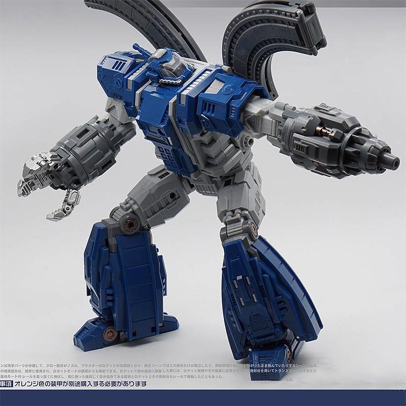 Limited Robots Cybertron Deformation Action Figure Transformation Robots Children Best Gifts Toys Seibertron in Action Toy Figures from Toys Hobbies
