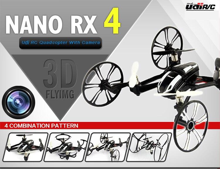 World premiere Remote Control Toys R C Nano RX4 4 Axis font b RC b font
