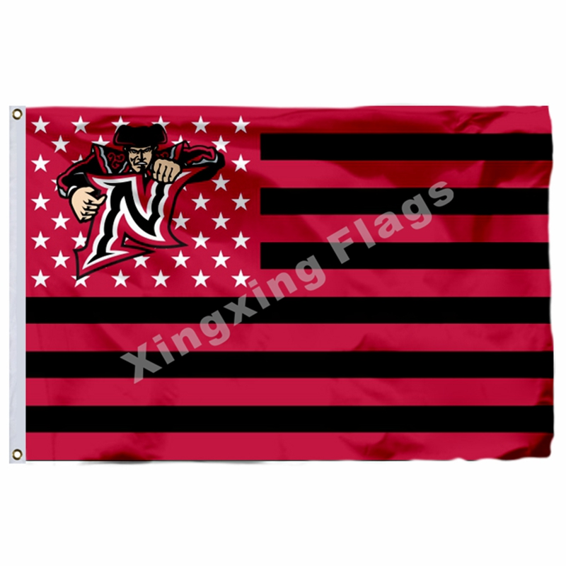 Cal State Northridge Matadors Nation Flag 3ft X 5ft Polyester NCAA Banner Flying Size No.4 144* 96cm Custom Flag