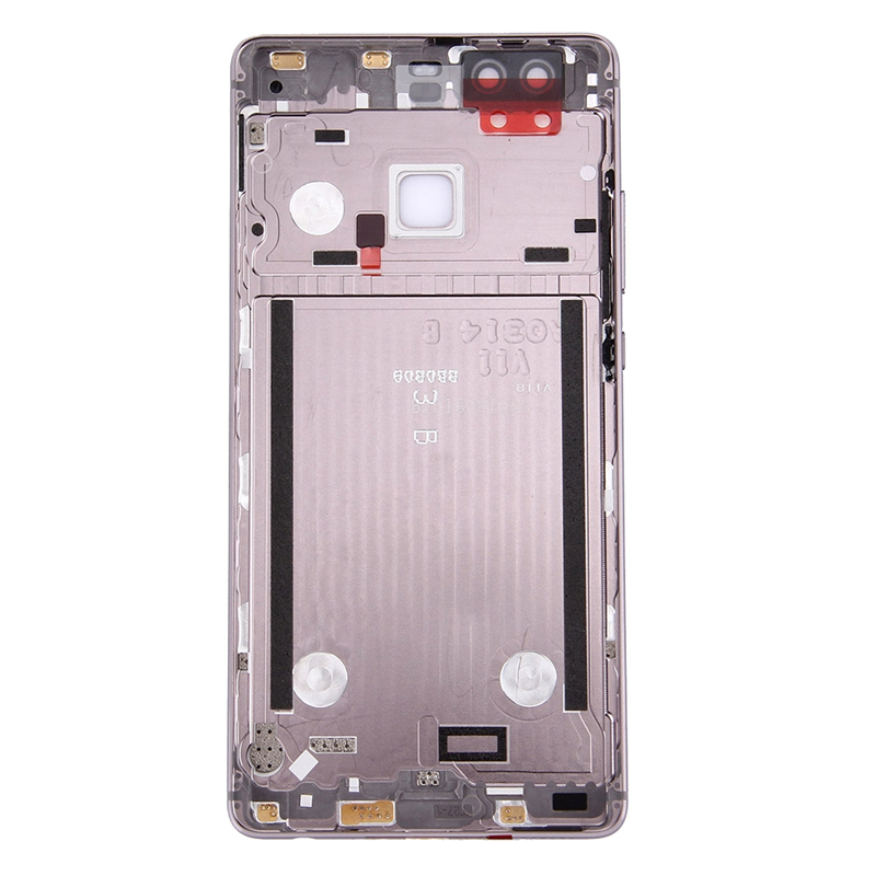 Original Back Battery Cover For Huawei Ascend P9 Housing Back Door Housing With Side Buttons + Fingerprint Sensor Flex CableOriginal Back Battery Cover For Huawei Ascend P9 Housing Back Door Housing With Side Buttons + Fingerprint Sensor Flex Cable