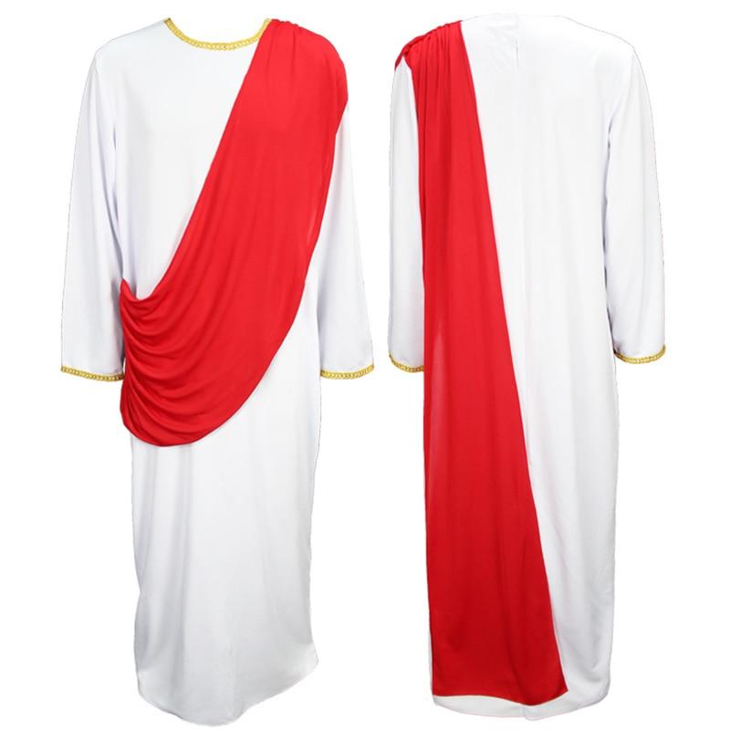 69008c890 Adult Coulpe Roman Senator Costume Greek God Costume For Men&Women  Halloween Costume Ladies Mens Toga Ancient Roman Costume 2XL on  Aliexpress.com | Alibaba ...