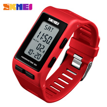 SKMEI Sport Watch 1363 Woman Outdoor Luxury Calculate Caloriesc Chronograph Stopwatch Ladies Wristwatches Relogio Feminino