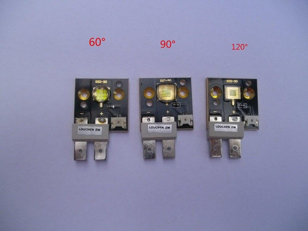 60w led moving head light source 6500k 3100 lumen led beam moving head light 60w led module CST90 SSD90 цена