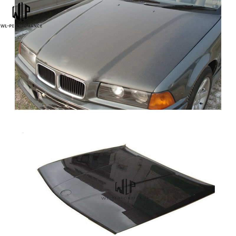 M3 STYLE Side Fender Grille Air Vent for BMW 92-98 E36 3-Series 318i 328i BLACK