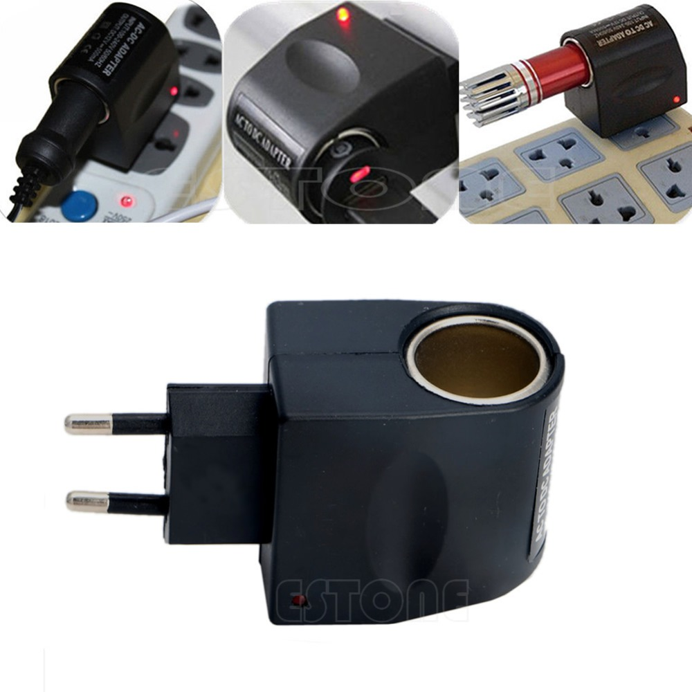 Top 99 Cheap Products Cigarette Lighter Plug Adapter In Bulbs Power Outlet 2001 Accessory Socket 2018 New Stylish Best Price 220v Ac To 12v Dc Car Wall Converter Super Qaultiy