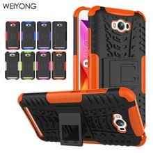 Soft TPU + PC Phone Back Cover Capa For Asus ZC550KL Etui Case Fundas Zenfone Max 3 ZC553KL ZC520TL Coque<