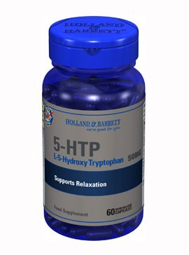 Holland Barrett 5htp Tablets 50mg 120caspluse In Slimming Creams