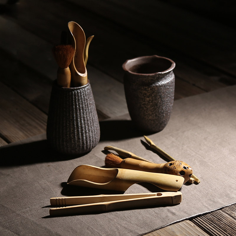 TANGPIN café et thé outil céramique thé cérémonie chinois kung fu thé accessoires - 2