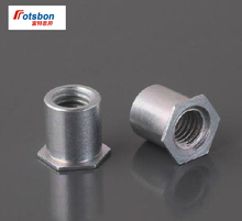 1000pcs SOA-3.5M3-3/4/6/8/10/12/14/16/18 Thru-hole Threaded Standoffs Aluminum PEM Standard In Stock Factory Wholesales