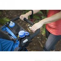 Baby Pram Stroller Pushchair Hanging Bag Safe Console Tray Cup Holder Organizer Milk Bottle Multifunctional Storage