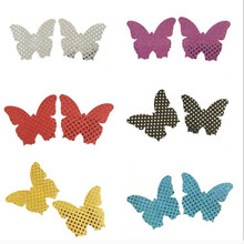 5pairs (10Pcs) /lot Breast Petals Sexy Disposable Soft Silicone Nipple Cover butterfly breathable breast