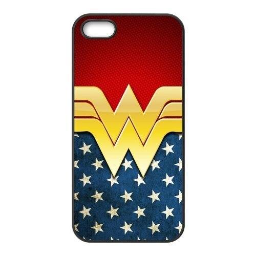 Стильный Wonder Woman Жесткий Чехол для Samsung Galaxy S3 S4 S5 Mini S6 S7 Edge Plus Примечание 2 3 4 5 A3 A5 A7 J1 J5 J7 чехол