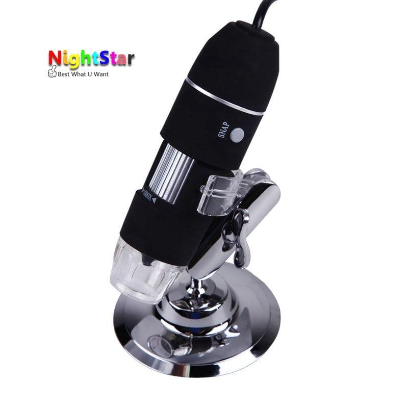 50X 500X 2MP USB 8 LED font b Digital b font font b Microscope b font