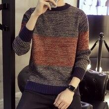 Neue winter pullover mode männlichen rollkragen pullover stricken pullover farbe jugend männer gestrickten pullover allgleiches einfache sichern