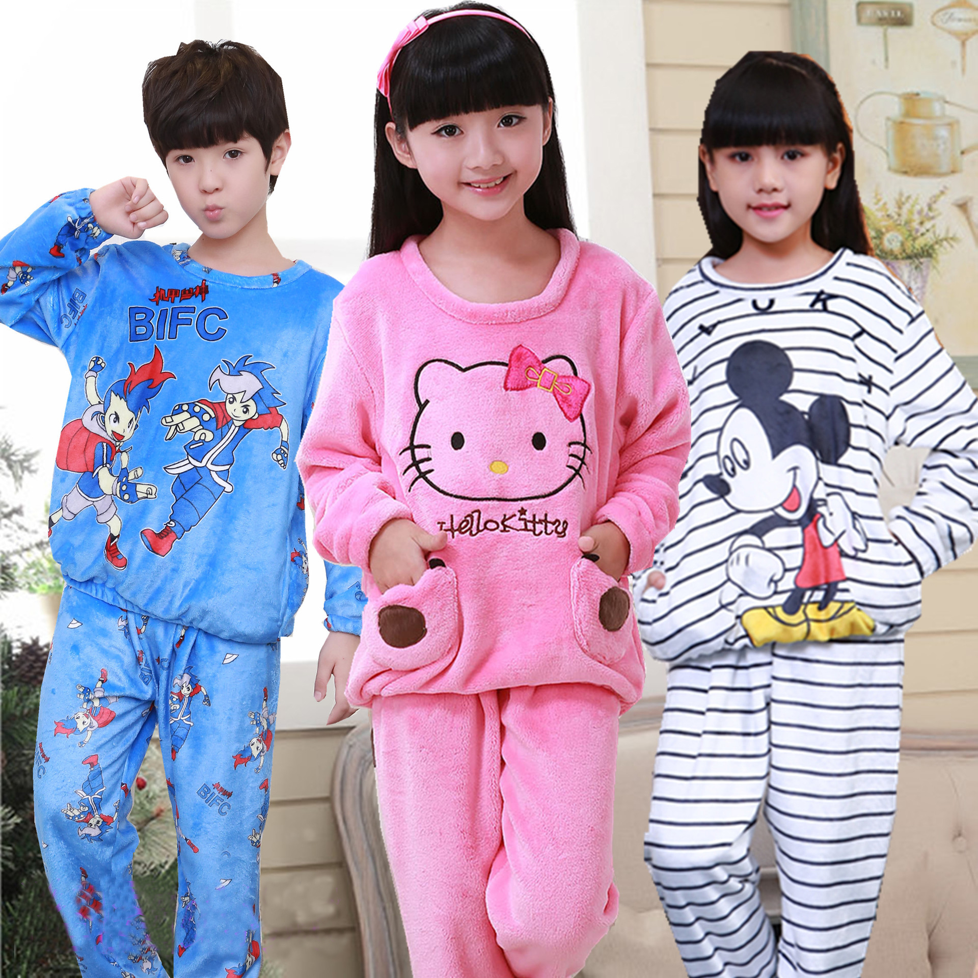 High Quality Baby Flannel Pajamas-Buy Cheap Baby Flannel Pajamas ...