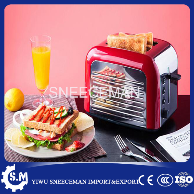 stainless automatic steel toaster Home Automatic multi-oven breakfast machine Vomit driver