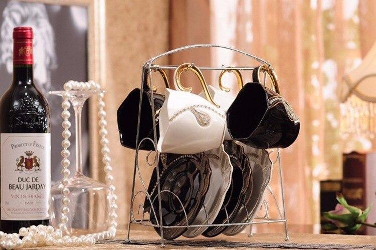Diamonds Design Coffee Mug 4