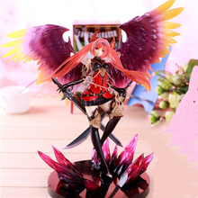 Dark angel lovely 28CM PVC Hand model collection Rage of Bahamut anime toy doll articles Action Figure ornaments christmas EO15