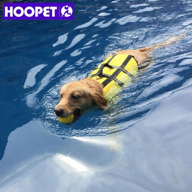 HOOPET спасательный жилет для собаки жилет безопасности серфинг одежда для плавания летний отдых Оксфорд дышащий Французский бульдог