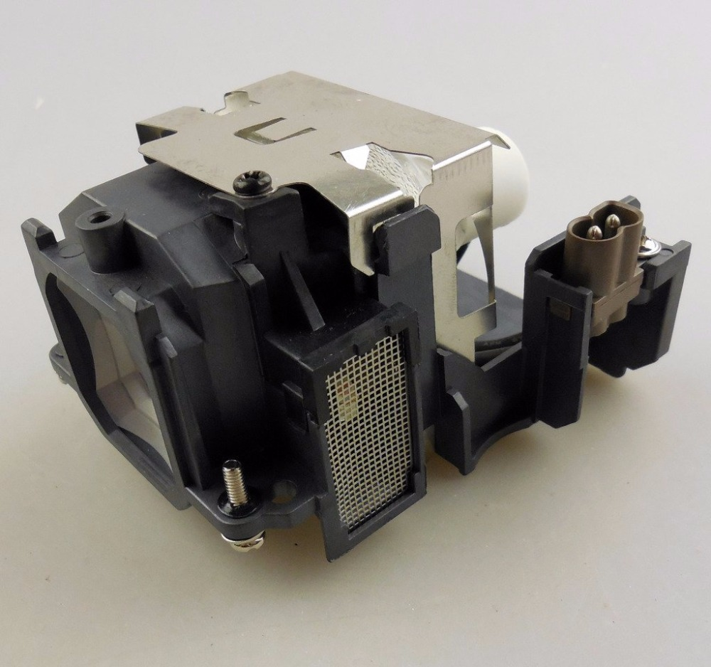 ET-LAB2  Replacement Projector Lamp with Housing  for  PANASONIC PT-LB1 / PT-LB2 / PT-LB3 / PT-LB3EA / PT-ST10 projector lamp et lab2 for panasonic pt lb1 pt lb2 pt lb3 pt lb3ea pt st10 with japan phoenix original lamp burner