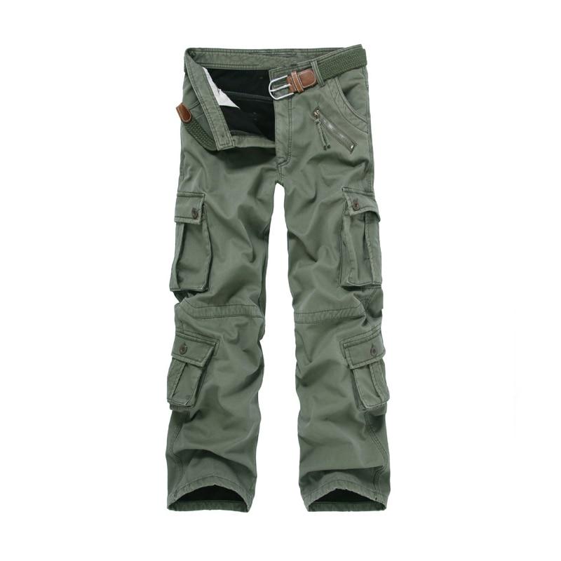 Ernst Cargo Pants Verdicken Winter Doppelschicht Warme Cargohose Camouflage Baumwolle Hosen Männer Gerade Freizeithose Dauerhafte Modellierung Jungen Kleidung