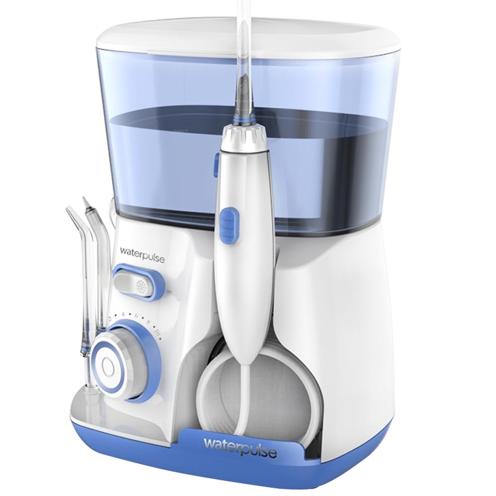 Household Oral Irrigator Dental Flosser 800ml Water Flosser Irrigator Dental Floss Water Floss Oral Irrigation Implements V300G(China)