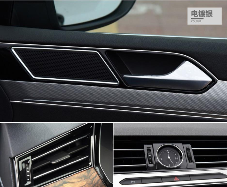 Image 3 - 5M Car Interior Decoration Moulding For BMW E46 E39 E38 E90 E60 E36 F30 F30 E34 F10 F20 E92 E38 E91 E53 E70 X5 X3 X6 M M3 M5 M2-in Car Stickers from Automobiles & Motorcycles