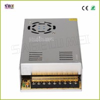 5V 70A 350W Switching LED Power Supply Driver for LED Strip Light Module Input AC 110V 220V to DC 5V LED Lighting Transformer