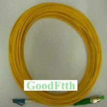 繊維パッチコード LC FC/APC の FC/APC LC/UPC SM シンプレックス GoodFtth 100 500m
