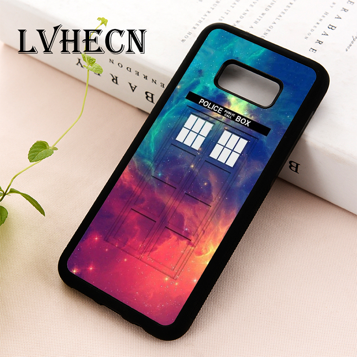 Phone Bags & Cases Cellphones & Telecommunications Forceful Lvhecn Skin Phone Case Cover For Samsung Galaxy S5 S6 S7 S8 S9 S10 Edge Plus S10e Lite Note 5 8 9 Doctor Who In The Funny Sky