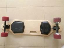 Samsung battery 40KM/h 600W Dual Motors  Four Wheels Electric Skateboard