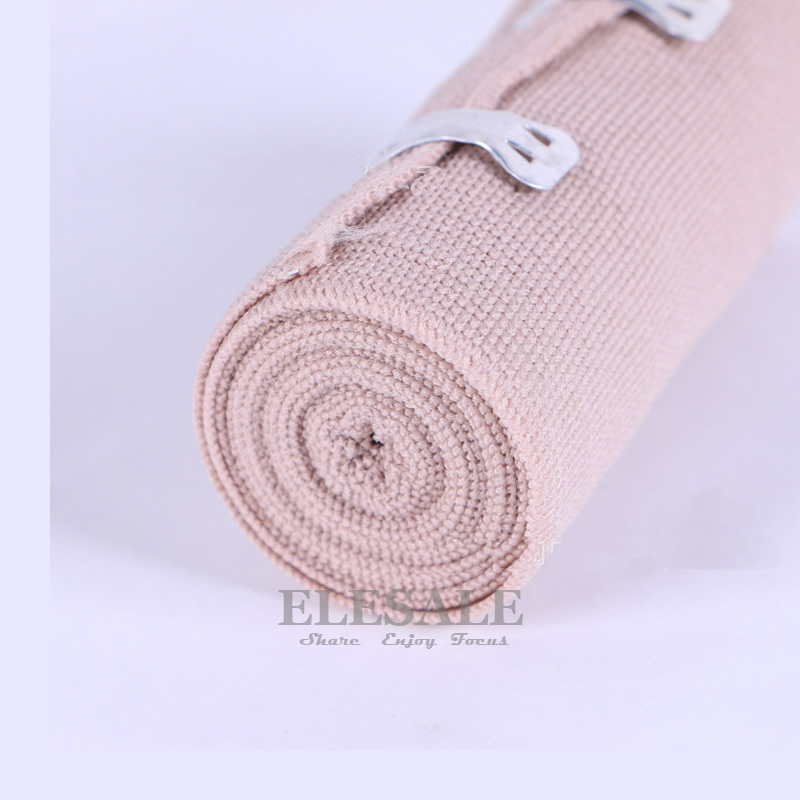 Image 4 - 1 Roll High Elastic Bandage Wound Dressing Outdoor Sports Sprain Treatment Bandage For First Aid Kits Accessories-in Emergency Kits from Security & Protection