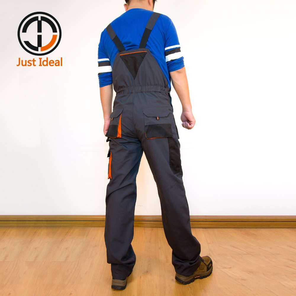 Pants Men's Clothing Men Cargo Overall High-visibility Bib Pant Protective Clothing With 3m Reflective Material Hv Pant Waterproof Plus Size Id682 Buy Now