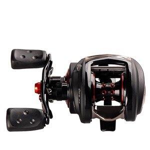 Image 2 - Abu Garcia REVO SX HS HS L Bait Casting Fishing Reel 10BB 7.1:1/6.4:1 Saltwater Lure Fishing Reel Max Drag 9kg Baitcast Wheel