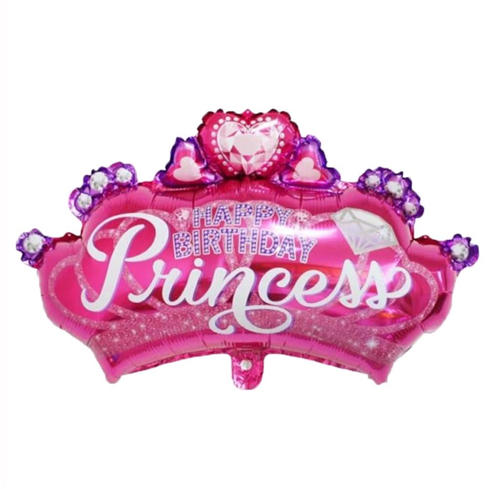 Aliexpress.com : Buy 1 PCS Pink Helium Balloon Princess