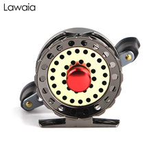 Lawaia Baitcasting Reel All-metal Raft Wheel Micro-lead Front Snoring Fishing Ice Machine Casting Tools