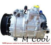 Высокое качество 7SEU17C кондиционер компрессор для автомобиля bmw E90 E91 E92 E93 328i 328Xi 325i 325Xi 330i 330XI 05' 07' 6452912261