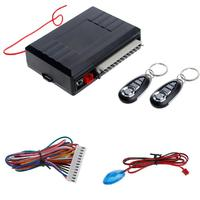 Universal Car Auto Remote Central Kit Door Lock Vehicle Keyless Entry System
