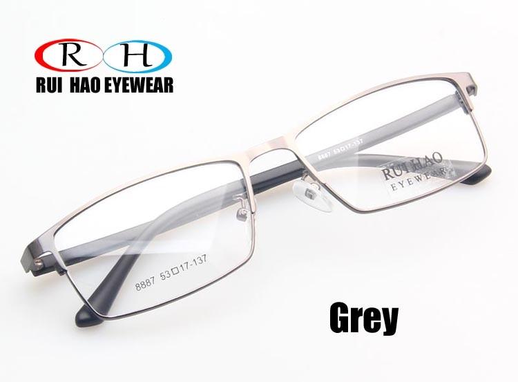 eee8566a69 2019 Rui Hao Eyewear Brand Eyeglasses Frame Stainless Steel Eyewear ...