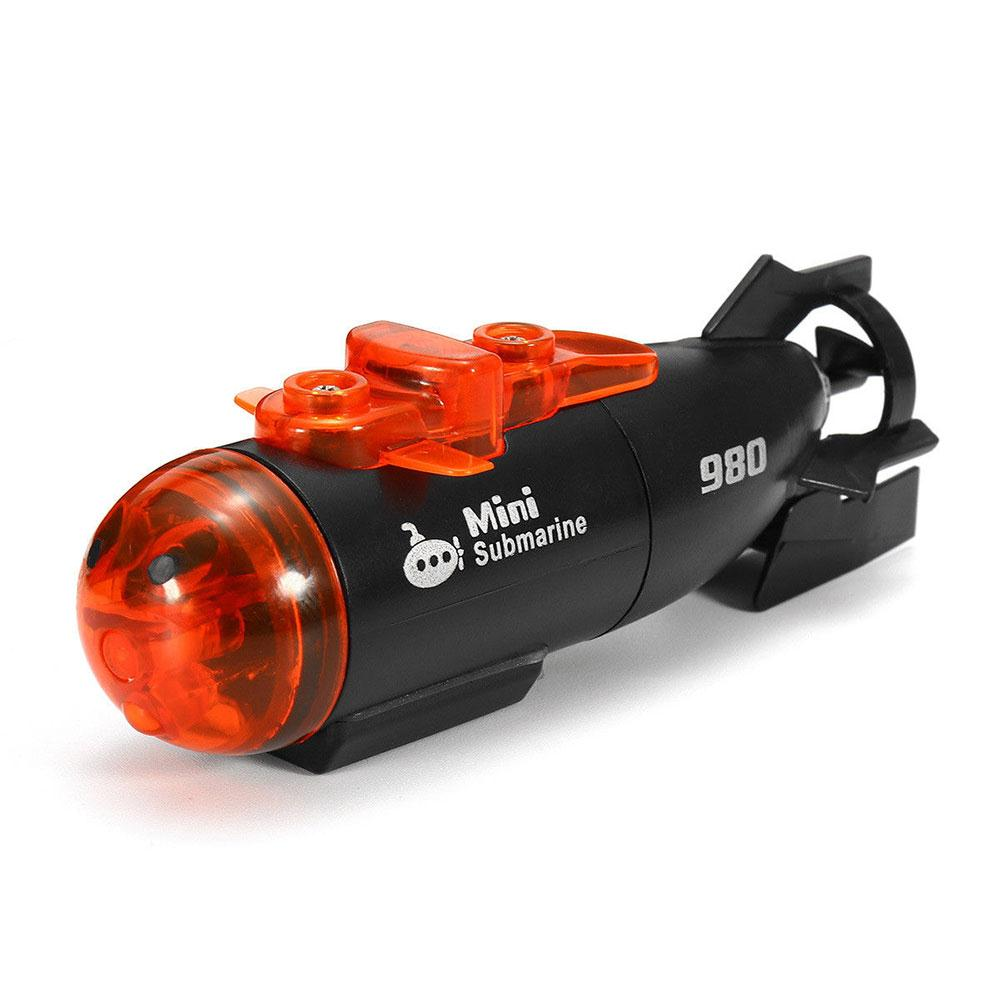 Radient Kunststoff Elektrische Spielzeug Rc Boot 2 Modi Outdoor Geschenk Innovative Minitype Hohe Geschwindigkeit Und Verdauung Hilft Ferngesteuertes U-boot Fernbedienung Spielzeug