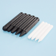 pdr nylon tap down set knockdown pen tools hail ding dent removal car auto body repair paintless damage remover hammer puller super pdr tools black nylon pen tap down pen paintless dent removal pen us for dent repair tool auto hand tools