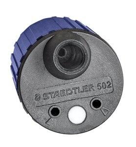 Image 2 - Staedtler 502 Mars pointeur de plomb à Action rotative et baignoire pour Staedtler Mars 780C/788 crayon mécanique technique 2.0mm fils