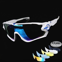 Hot Sale Brand 2017 Polarized Cycling Sun Glasses Bike Sunglasses Men Outdoor Sport Bicycle Sunglass MTB