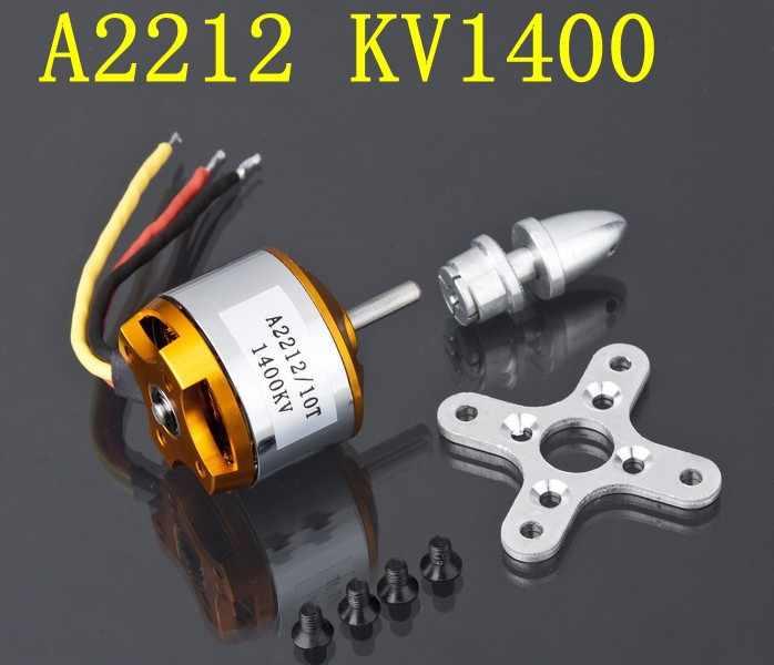 A2212 бесщеточный мотор 930KV 1000KV 1400KV 2200KV 2450KV 2700KV для дистанционно управляемого летательного аппарата самолет и мультикоптеров с дистанционным управлением с бесщеточным двигателем внешний мотор